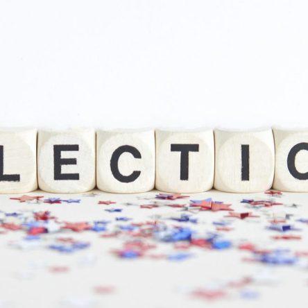Election Image Via Shutterstock