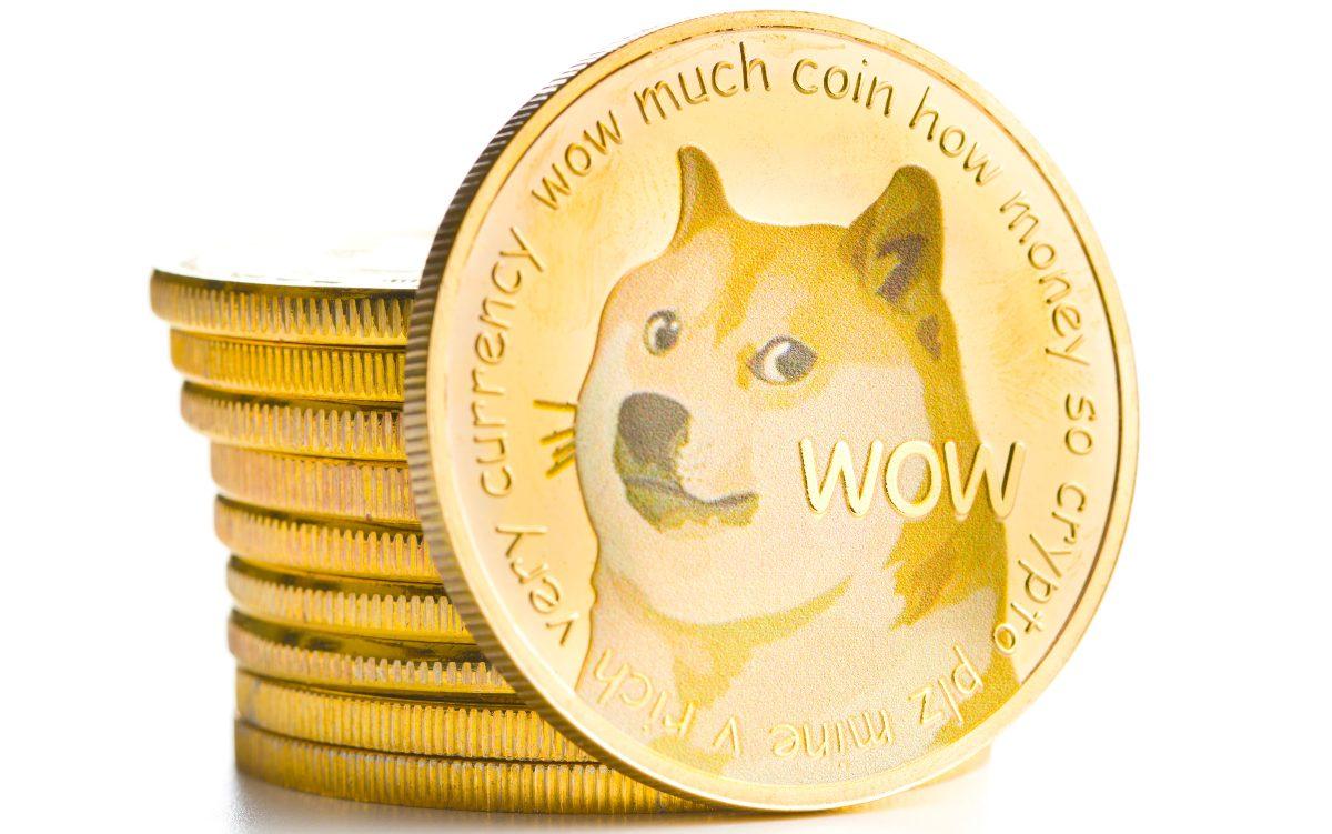 Dogecoin Image - Via Shutterstock