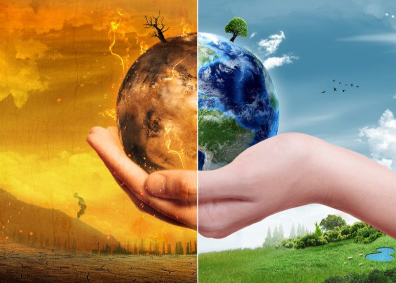 Carbon Economy with Blockchain Via Shutterstock