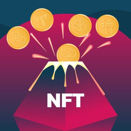 NFT Via Shutterstock