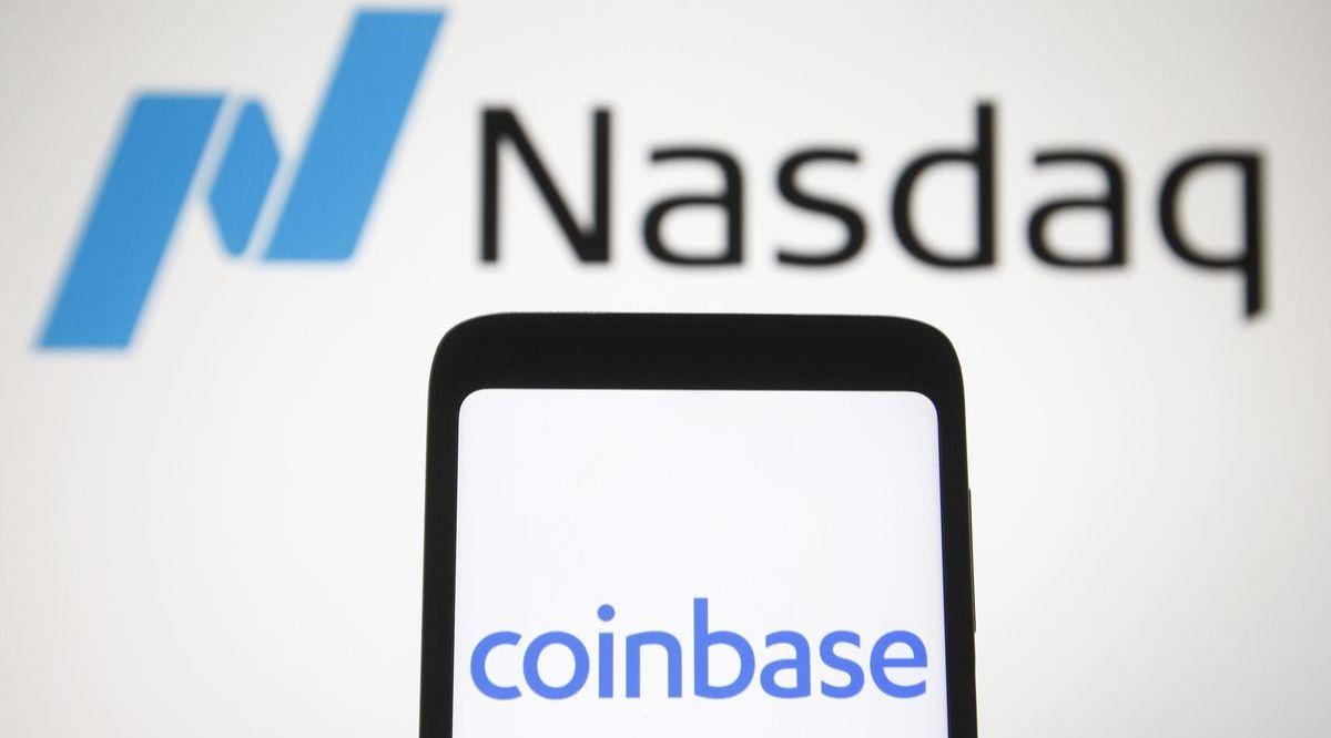 Coinbase Image Via Shutterstock